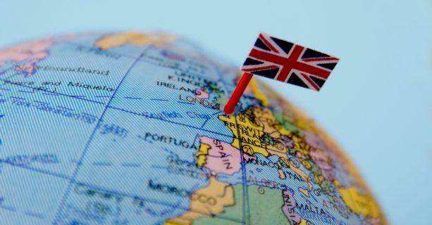 Летим в Великобританию!